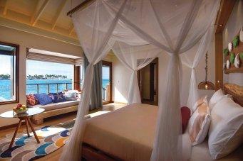 water-villa-bedroom-view